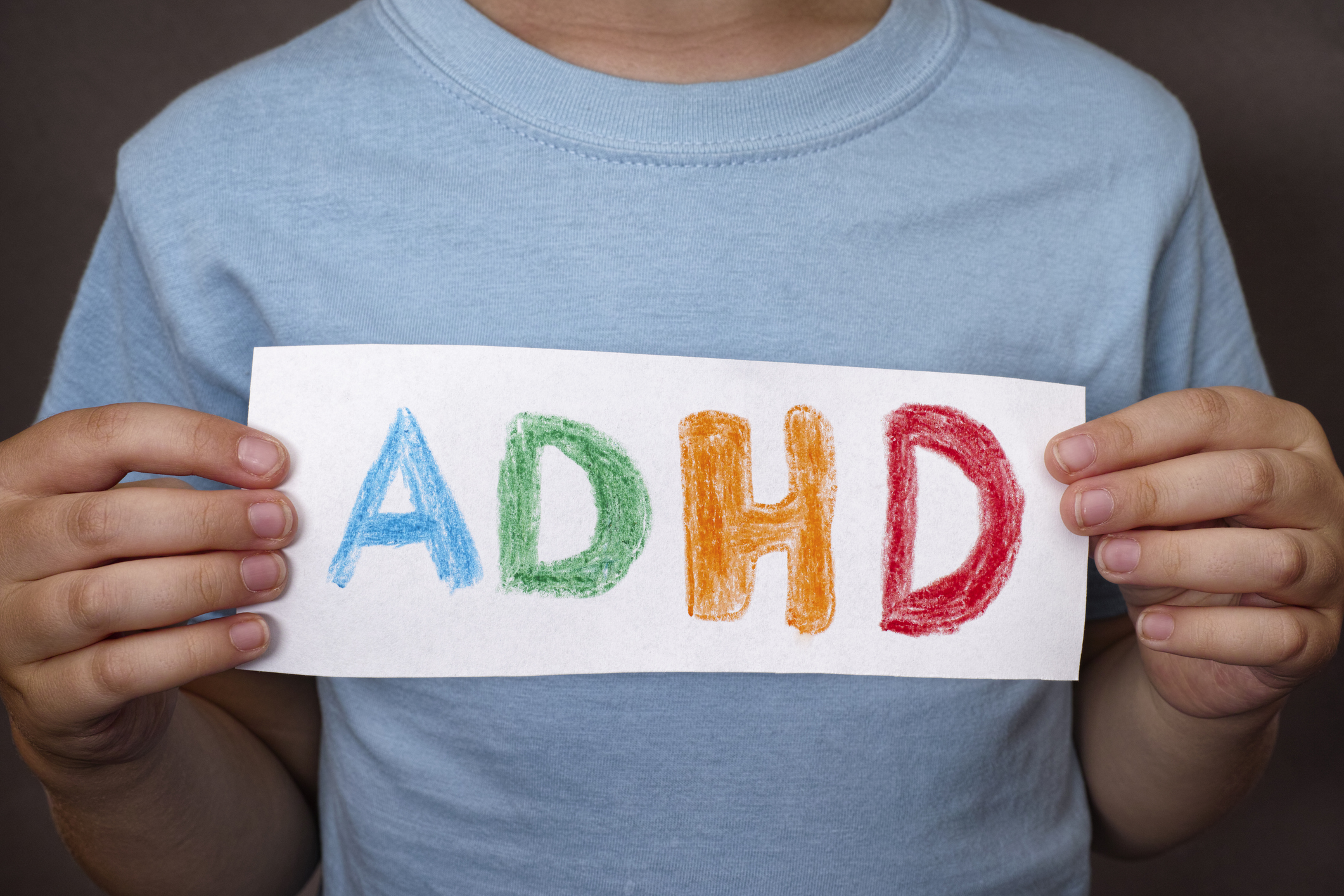 Teens Living With ADHD